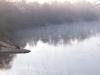 Flint River GA, Morning Mist